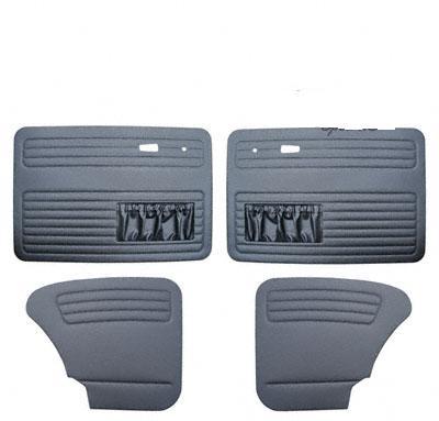 Pannelli Porte ed Accessori VW Maggiolino e Maggiolone d'epoca